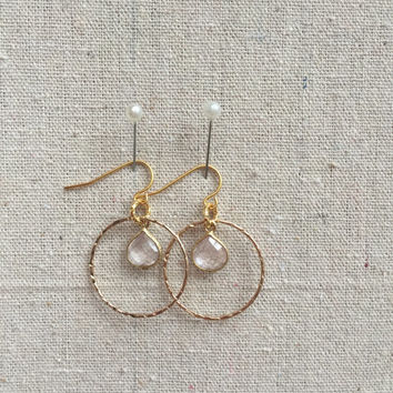 Gold Hoop Earrings - Small Hoop Earrings - Gold Hoop Earrings Small