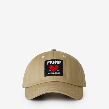Heartbreak Experience Cap in Sand