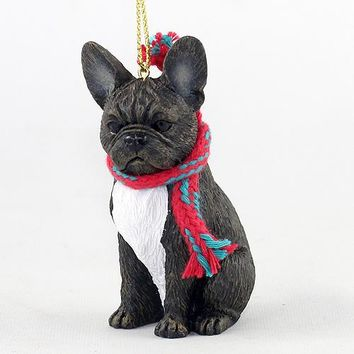 FRENCH BULLDOG ORIGINAL ORNAMENT, LARGE