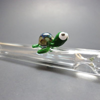 Turtle One-hitter Pipe - Onie