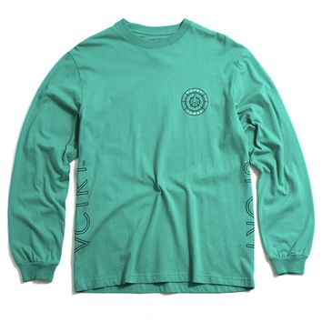 Longitude Longsleeve T-Shirt Wintergreen