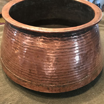 Turkish Copper Floor pot/Planter