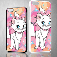 We Love Marie The Cat  Z0726 iPhone 4S 5S 5C 6 6Plus, iPod 4 5, LG G2 G3 Nexus 4 5, Sony Z2 Case
