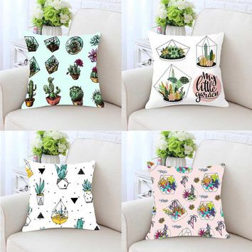 Squishy Cactus Pillow