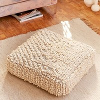 Textured Loop Floor Pillow | Urban Outfitters