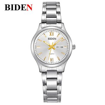 2016 Watches women luxury brand BIDEN quartz wristwatches casual fashion sport relojes dive 30m reloj mujer relogio feminino