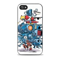 Say Hello To My Little Friend Rocket Racoon iPhone 5/5s Case