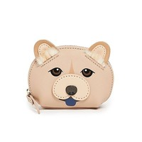 DCK4S2 Kate Spade New York Women's Chow Chow Coin Purse