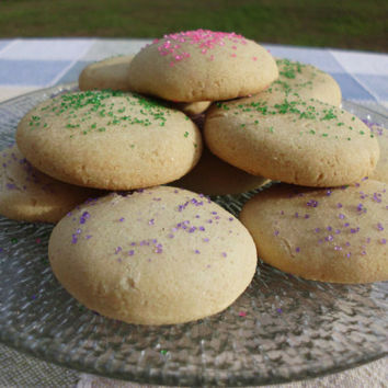 Bath Cookies Sugar Cookie scented with by BlackWillowSoaps on Etsy