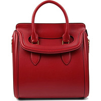 ALEXANDER MCQUEEN - Heroine medium leather tote | Selfridges.com