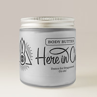 Here in Charm World Body Butter