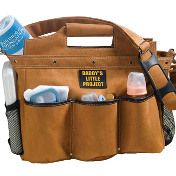 Daddy Construction Style Diaper Bag