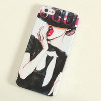 Sale iphone case  iphone 4/4s iphone 5 case   Hard by LoverStyle