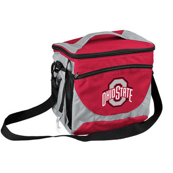 Ohio State Buckeyes NCAA 24-Pack Cooler