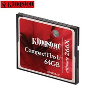 Kingston CF Cards 16GB 32GB Flash Card 266X High speed For Canon 50D camera card 5d3 5D2 7D2 5DS SLR Camera memory CF Card 16gb