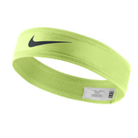 Nike Speed Performance Headband Size ONE SIZE (Yellow)