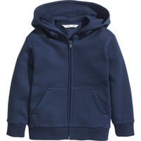 H&M - Hooded Sweatshirt Jacket