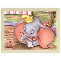 ''Dumbo at the Circus'' Giclée by Michelle St.Laurent | Disney Store
