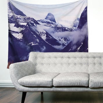 Mountains Country Yellowstone Washington Pacific Boho Wanderlust Unique Dorm Home Decor Wall Art Tapestry