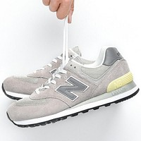 New balance Leisure shoes running shoes men's shoes for women's shoes couples N word Tagre™