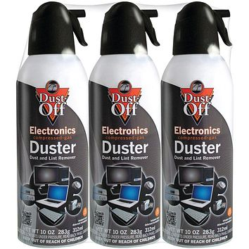 Dust Off Disposable Dusters (3 Pk)