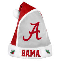 Alabama Crimson Tide Basic Santa Hat - 2015