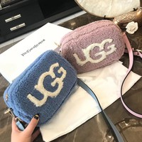UGG Lambswool Shoulder bag