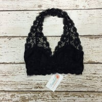 Lace Bra / Bralette in Black