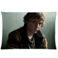 Custom Fashionable American Horror Story Queen Size Rectangle Zippered Pillow Cases 20''*30''(TWIN SIDES)