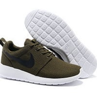 n017 - Nike Roshe Run (Dark Grey/Black/White)