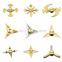 Cheap High Speed Hand Spinner figet spine Fast Cartoon Game Fidget Spinner Metal Gold Stress Wheel Alloy Finger Spinner Relieve