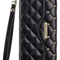 Women's Rebecca Minkoff x Case-Mate iPhone 6 Plus Quilted Wristlet