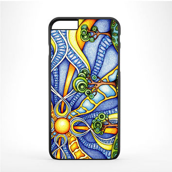 Psychedelic Nature Art Iphone 6 Plus | 6s Plus Case