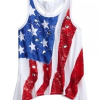 Flowy Graphic Tank | Tanks | Tops & Tanks | Shop Justice