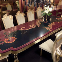 Extraordinary Luxury Dining Table