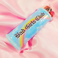 Bad Girls Club Bic Lighter Case