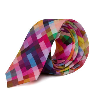 09Mule Manhattan Colourful Necktie