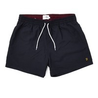 Farah Vintage Swim Shorts in Navy - Swimming Trunks - Clothing | Shop for Men's clothing | The Idle Man