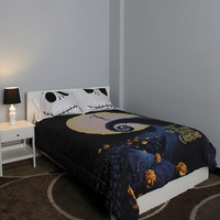 The Nightmare Before Christmas Poster Full/Queen Comforter
