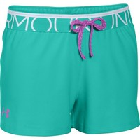Under Armour® Girls' Play Up Short