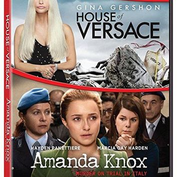 Colm Feore & Enrico Colantoni - House Of Versace/ Amanda Knox: Murder on Trial In Italy - Double Feature