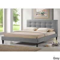 Velma Queen-size Upholstered Bed