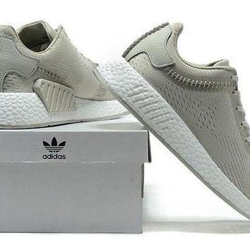 VLX0E4 adidas originals by WINGS+HORNS [WH NMD_R2] Men Women Shoes 2 Colors BB3119