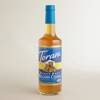 Torani Sugar Free Belgian Cookie Syrup - World Market