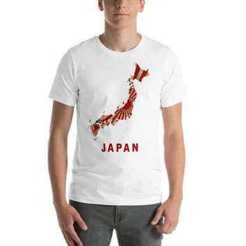 The Rising Sun Japan T-Shirt