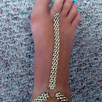 Ladies Gift Cute New Arrival Shiny Jewelry Fashion Accessory Stylish Sexy Simple Chain Anklet [6768760263]