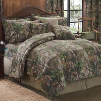 Realtree Xtra Green Camo Comforter Set