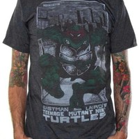 Teenage Mutant Ninja Turtles T-Shirt - City Breaker