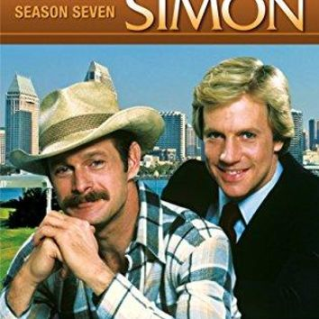 Gerald McRaney & Jameson Parker & Various-Simon & Simon: Season 7