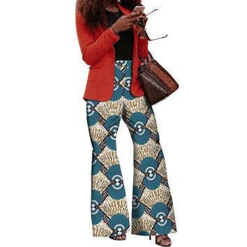 Ankara Bell Bottom Slacks